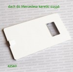 43540 BRUDER Dach do Mercedesa Sprintera 02536